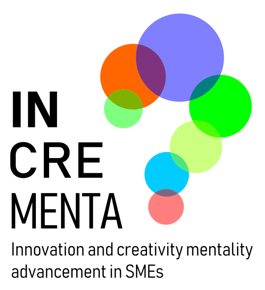 Incrementa project logo